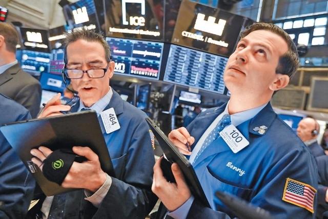 ■市場炒作美國減息因素,美股周四早段上升。