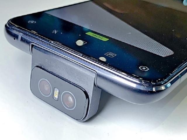可以手動調校Flip Camera的翻轉角度。