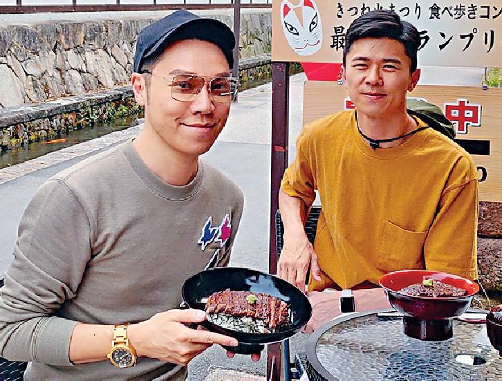 ■飛驒牛肉飯肉嫩多汁,約港幣$600蚊,王賢誌稱值得一試。