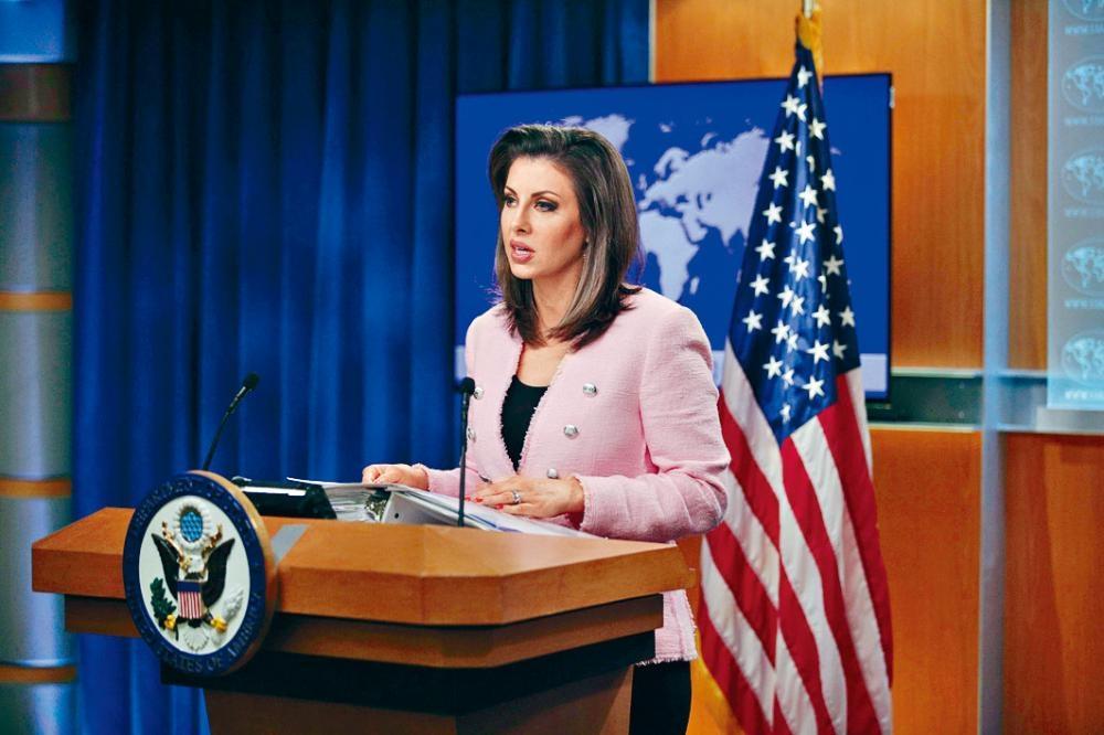 美國國務院發言人促請香港政府回應公眾關注。