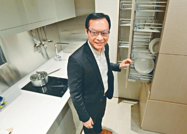 ■韋志成亦表示,市建局現正重點規劃復修油旺地區,目前基線研究已完成。