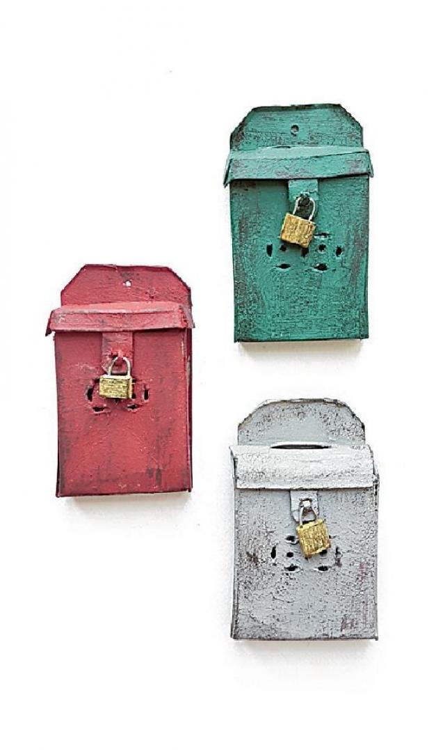 ■《歷史印記手作坊──香港懷舊信箱製作》。