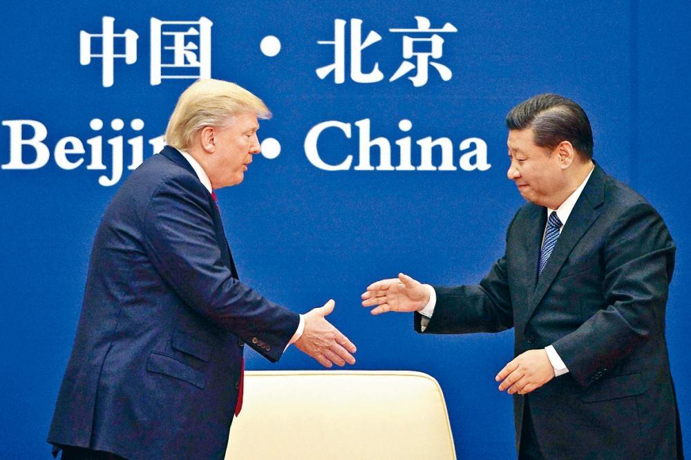 習近平與特朗普落實會面,為中美貿易戰帶來轉機。