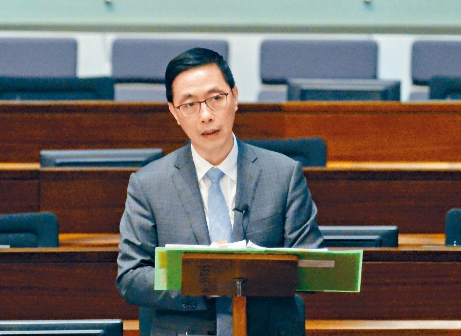 楊潤雄向學校發信,表示關注學生情緒。