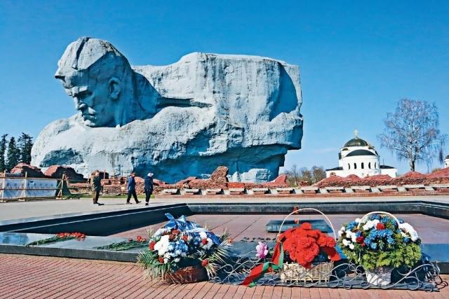 白俄羅斯 英雄要塞