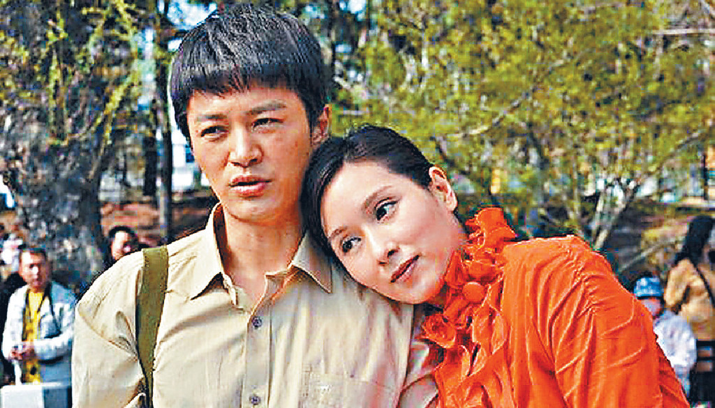■12年,楊恭如與內地藝人鄭國霖合演劇集《香木虎》而傳出緋聞。