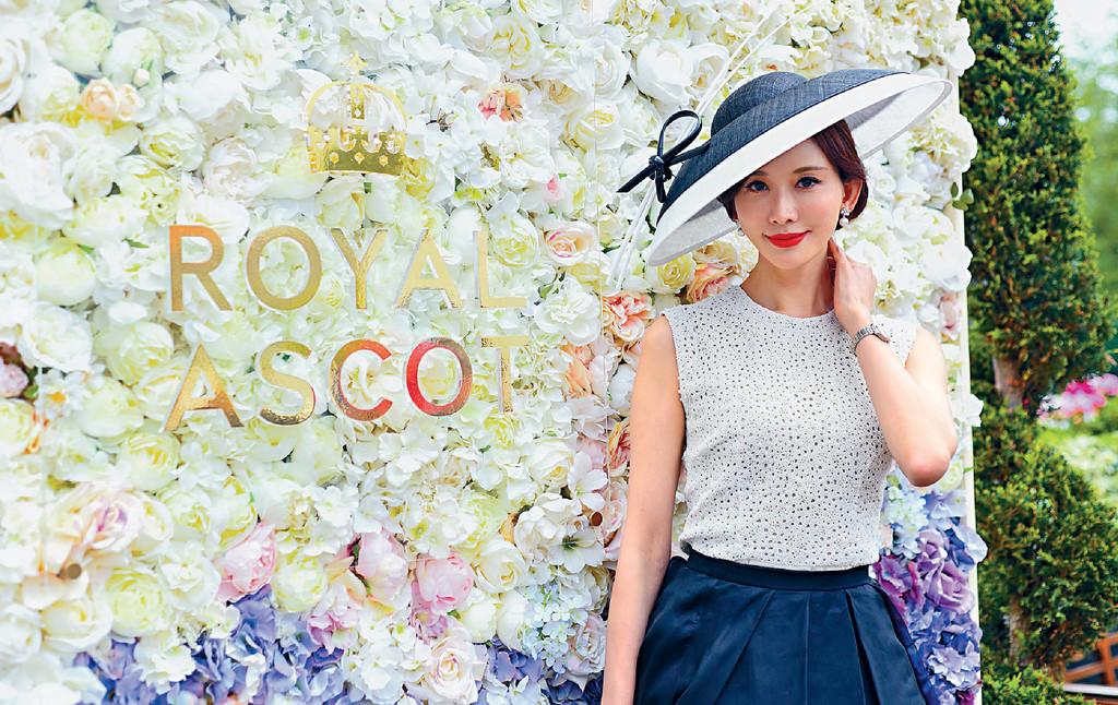 ■林志玲婚後首度現身倫敦的活動,打扮高雅。