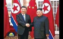 向美展示在朝鮮半島影響力  習近平峰會前訪平壤