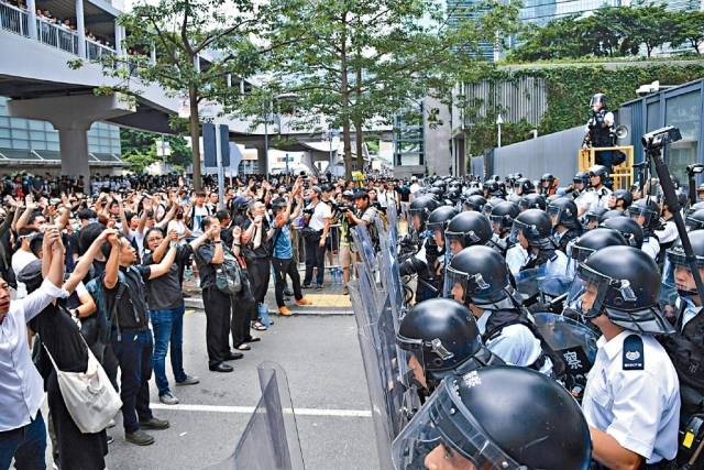 「社會撕裂勁過67暴動」  馬時亨:港變怨氣之都