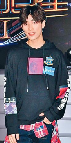 ■運動員出身的吳啟洋被指狂搶Anson Lo粉絲。