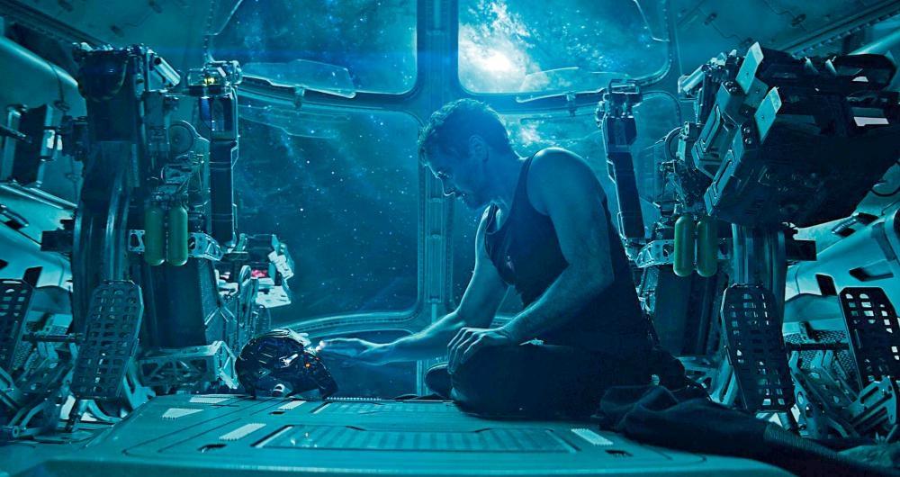 《復4》的全球首輪票房已超越《阿凡達》。