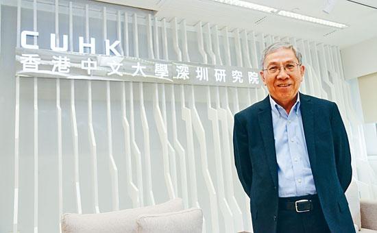 ■中文大學最新在大灣區落實的研究平台是廣東省實驗室的「再生醫學高等研究院」,本身是生物醫學教授的副校長陳偉儀將會擔任院長。