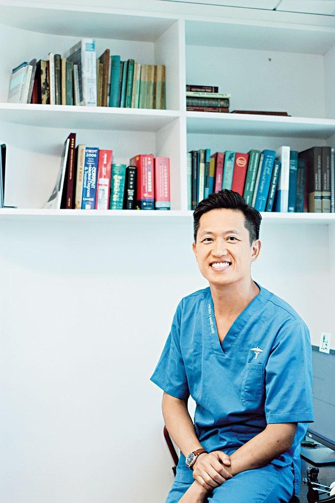 養和醫院牙科部司徒頴俊醫生