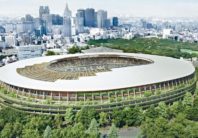■東京奧運將於明年揭幕。