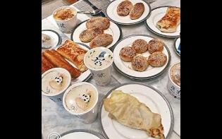 葉Sir食經——臺北食豆漿油條粢飯及農家菜