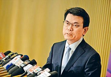 ■邱騰華表示,美國不再向中國貨品加徵新關稅是好事。
