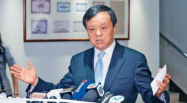 ■李小加昨日點名屬意阿里及百度來港上市,料將形成「BAT」齊集香港格局。