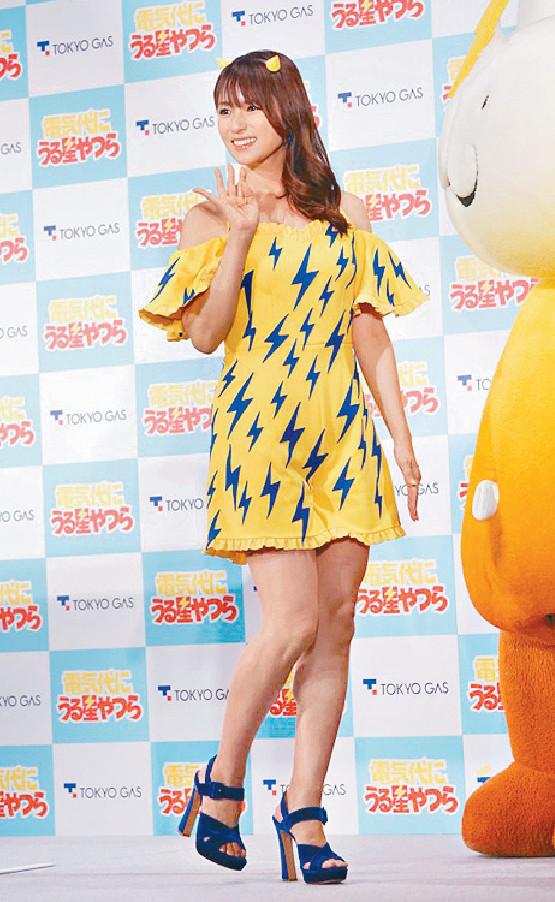 ■已36歲的深田恭子要扮青春逼人的阿琳。網上圖片