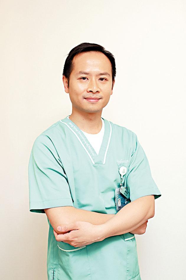 養和醫院足病診療師陳家倫