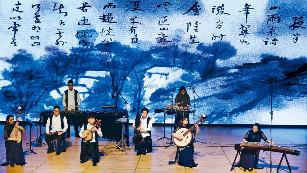 這年輕團體集行政、作曲、演奏於一身,其魄力與熱誠自是可敬,展現了豐沛的藝術生命力。