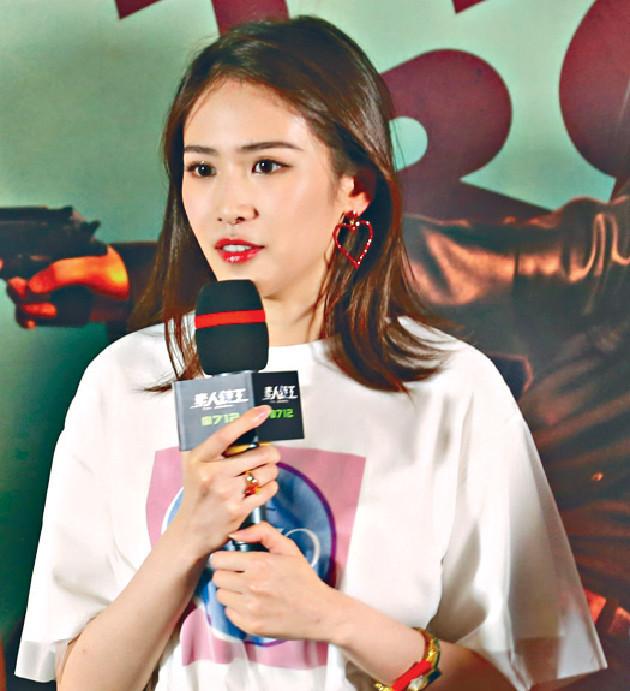 ■新演員劉美彤拍過劇集《如懿傳》。