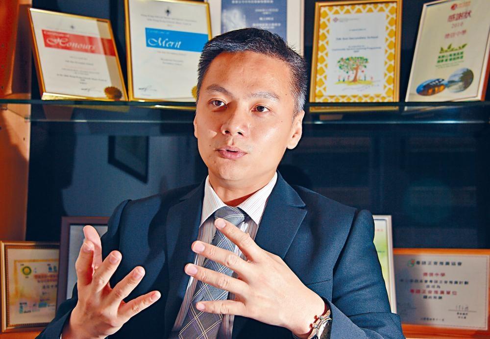 吳寶城建議「邊緣考生」,別以為只差一兩分,便在聯招棄選八大學額。
