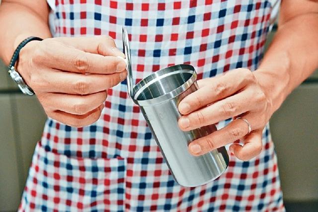 ■純304不鏽鋼製,可用於煮食,長時間加熱也不會變色。