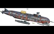 俄軍核潛艇北極火劫  疑執行神秘勘探任務