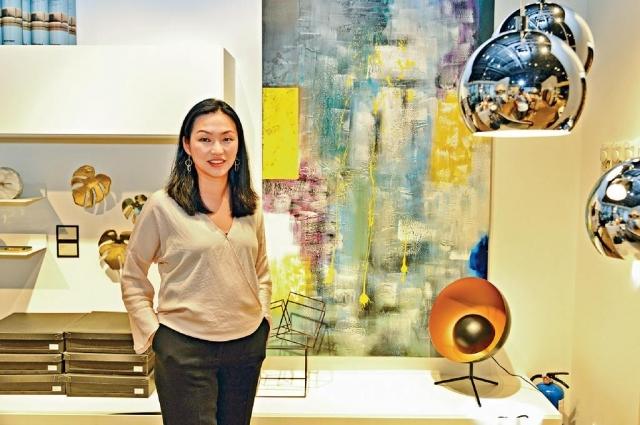 ■BoConcept香港董事總經理周凱瑜。