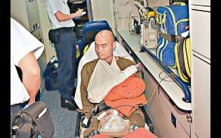 沙田衝突28人受傷  港大畢業生被捕  警長斷指駁回