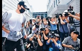 姜至奐透過律師承認性侵罪