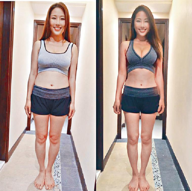 ■Anita稱用生酮減肥法,成功兩周內激減15磅。