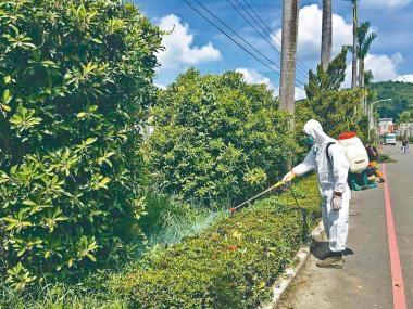 防患蚊媒傳染病