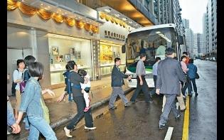 旅遊飲食零售下挫  政治風波持續  百萬打工仔受累