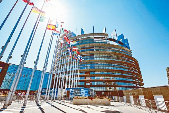 ■歐洲議會昨通過決議案,要求港府撤回修訂《逃犯條例》。