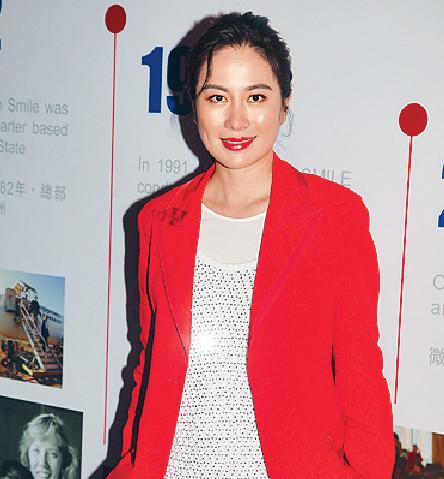 ■6月尾,葉璇返港出席活動仍強調和男友感情穩定,分手只是謠言。