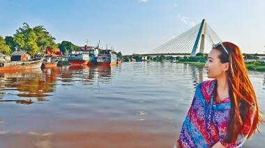 印尼錫克河 尋蘇丹足跡