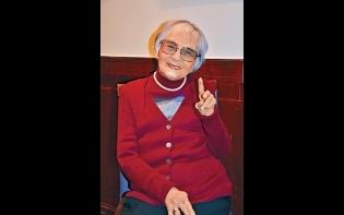 姚莉與世長辭享年96歲