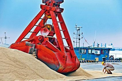 ■中國企業計畫採購新一批美國農產品。