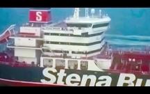 運油輪被扣押 英計劃制裁伊朗