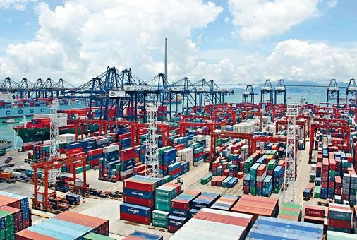 ■中美貿易摩擦及外圍不確定,將繼續制約本港商品出口表現。