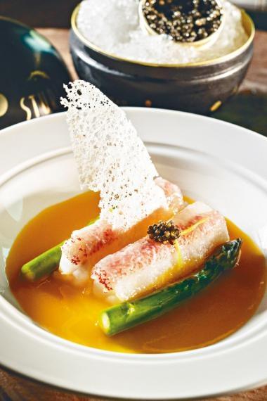 魚子醬美饌