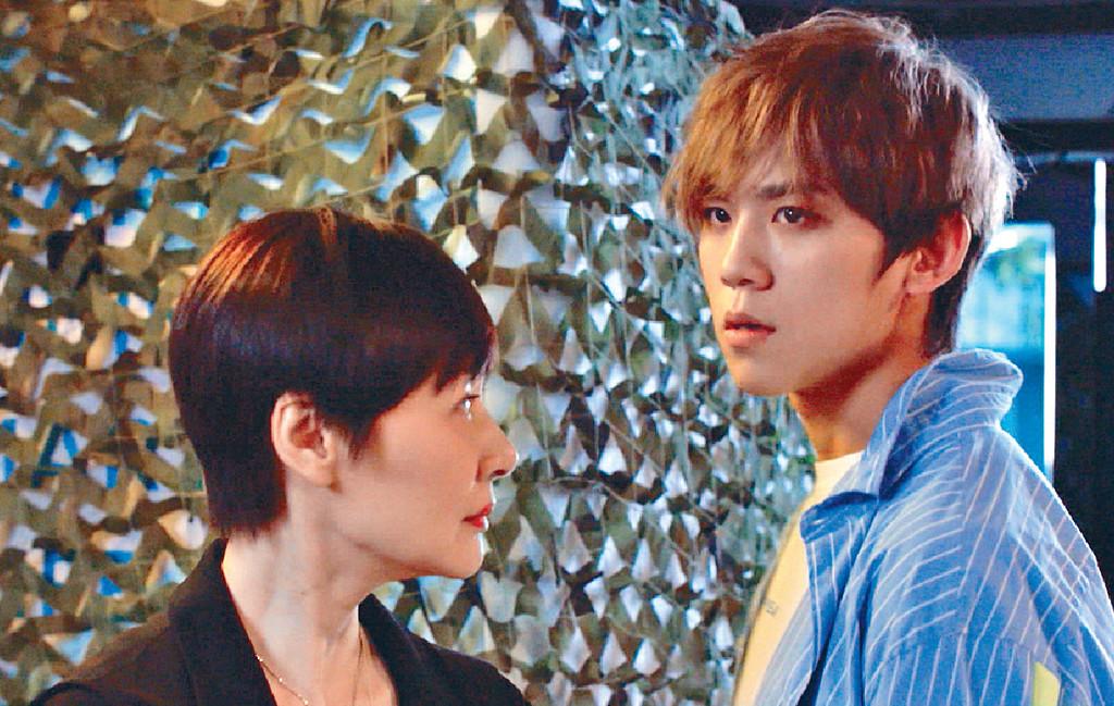 ■在劇集《退休女皇》中演技被批評,姜濤承諾會虛心學習。
