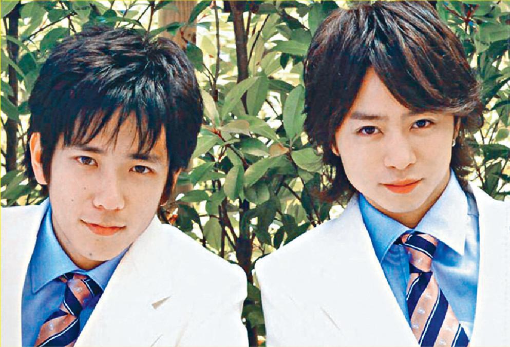 ■二宮和也和櫻井翔曾主演日劇《貧窮貴公子》。