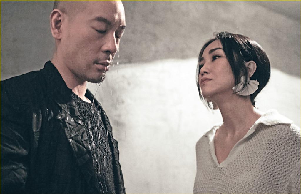 ■MV中Kay和Juno這對夫妻有不少爭執戲。