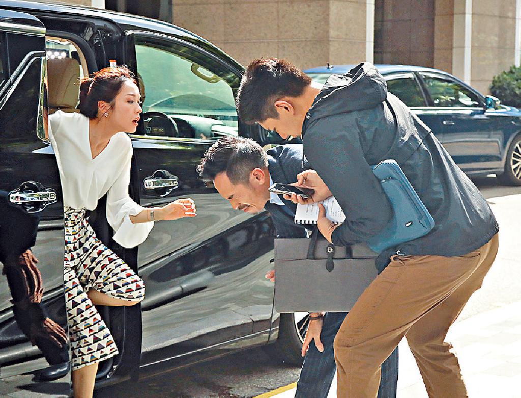 ■近月,Ali三度夥拍陳豪,開拍新劇《愛美麗狂想曲》。