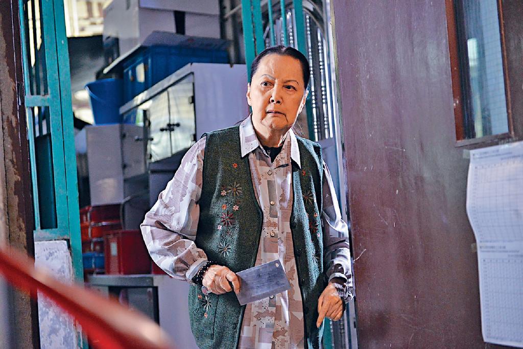 ■夏萍曾為港台劇《獅子山下2015》之《鬼收樓》演出一角。