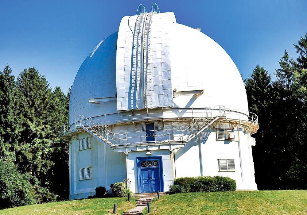 戴維鄧拉普天文台終被列為全國歷史遺址。星報