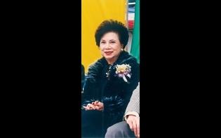 香港第一電視女士  「上等人」梁舜燕離世享年90歲