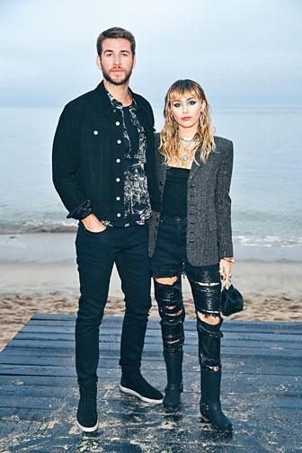 里安被傳吃不消Miley多姿多采的社交生活,才與女方離婚。